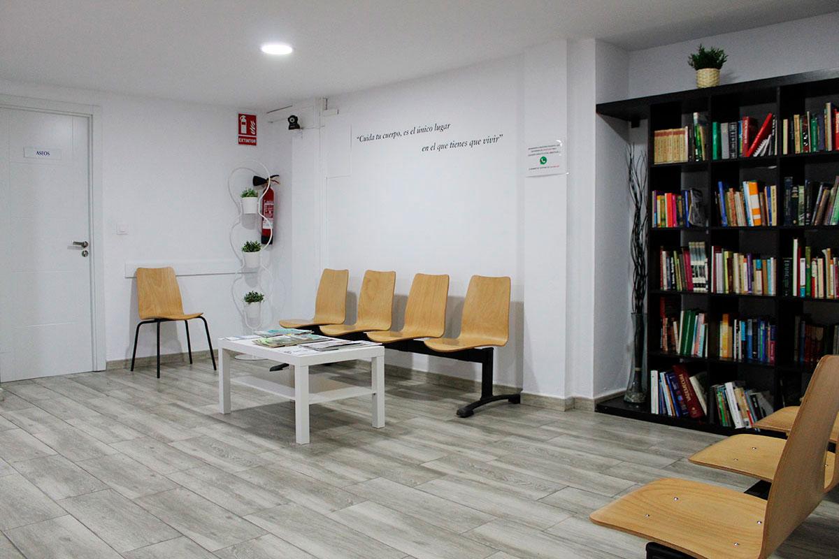Salas de Centro Médico Nuestra Señora del Rocío